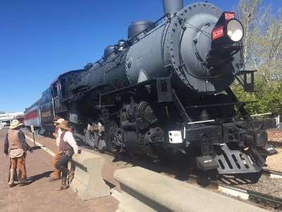 Grand Canyon train tours from Las Vegas
