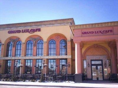 Grand Lux Cafe Las Vegas Restaurant