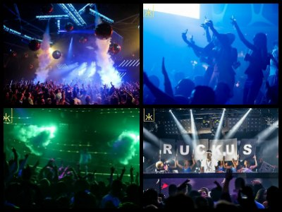 Hakkasan Las Vegas nightclub Las Vegas