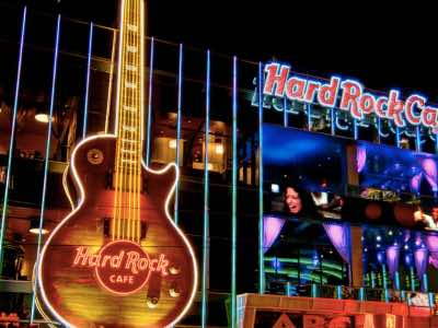 Hard Rock Cafe Las Vegas