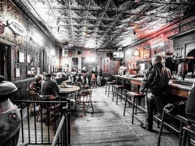 Haunted Lockdown at the Pioneer Saloon in Goodsprings in Las Vegas