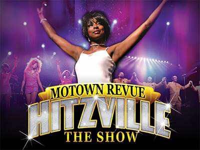 Hitzville Motown show Las Vegas