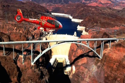 Hoover Dam Black Canyon Helicopter Tour
