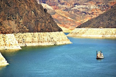 Hoover Dam tour and Lake Mead cruise