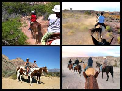 Horseback riding Las Vegas