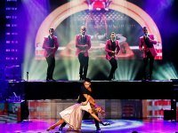 human Nature show in Las Vegas
