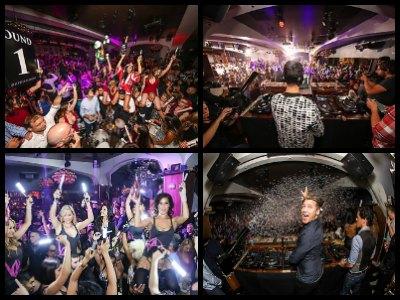 Hyde Bellagio nightclub Las Vegas
