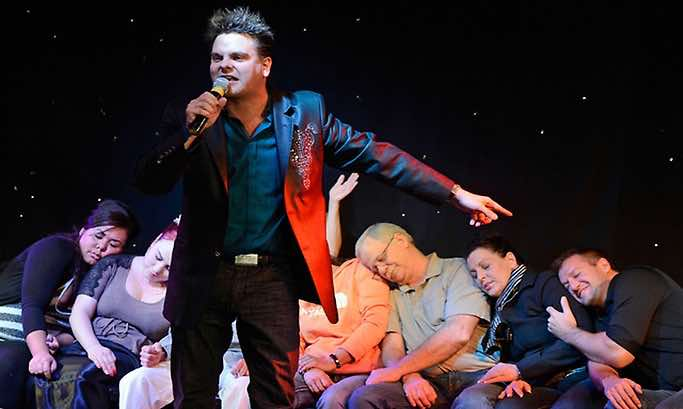 Hypnosis Unleashed with Kevin Lepine in Las Vegas
