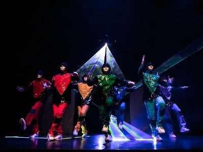 Jabbawockeez Las Vegas show
