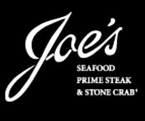 Joe's Seafood, Prime Steak and Stone Crab Las Vegas