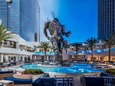 KAOS nightclub Las Vegas