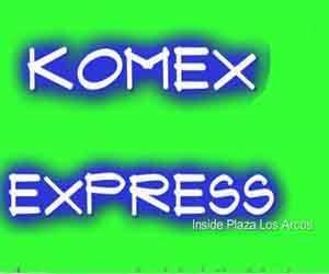KoMex Fusion Express Las Vegas