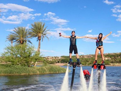 Activities at Lake Las Vegas