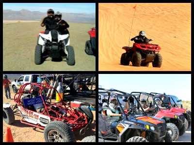 ATV tours Las Vegas