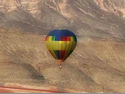 Hot Air Balloon ride in Las Vegas