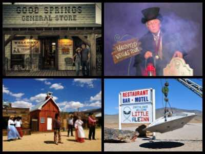 Las Vegas ghost tours