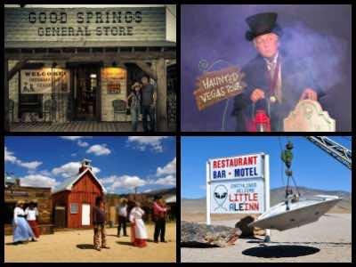 Las Vegas ghost tours