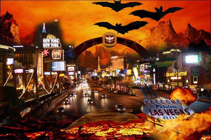 bonnie springs halloween las vegas