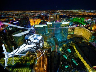 Las Vegas Helicopter Weddings
