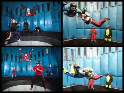 Indoor skydiving Las Vegas