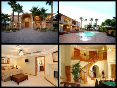 Luxury homes in las vegas for rent - 10 bedroom house for rent in las vegas ...