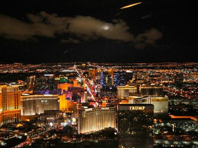 Las Vegas Night Strip Helicopter Flight