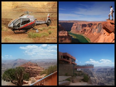 Las Vegas to Grand Canyon
