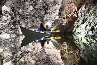Lake Mead tours from Las Vegas