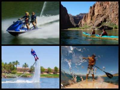 Las Vegas Water sports