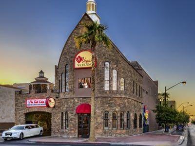 Top Ten Best Wedding Chapels In Las Vegas