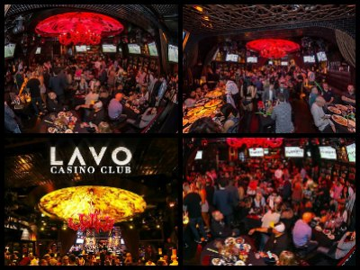 Lavo Casino Club nightclub Las Vegas