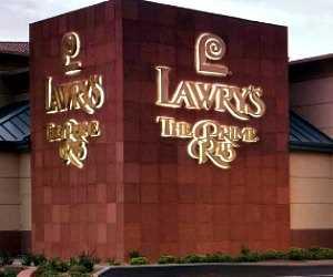 Lawry's The Prime Rib Las Vegas steakhouse