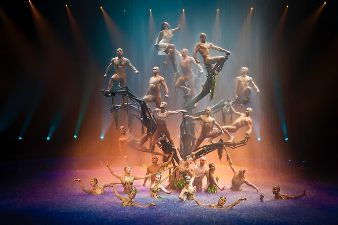 Le Reve - The Dream in Las Vegas