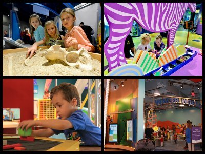Lied Discovery Children's Museum in Las Vegas