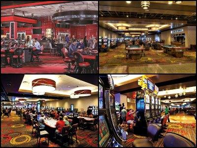 Casino at the LINQ Hotel in Las Vegas