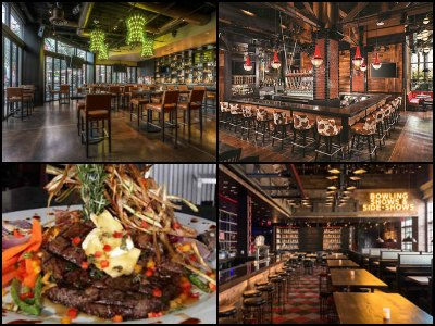 Restaurants at the LINQ Hotel in Las Vegas