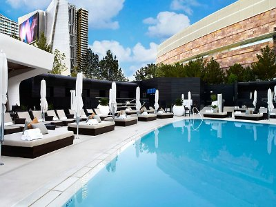 Las Vegas Liquid Pool & Lounge at Aria