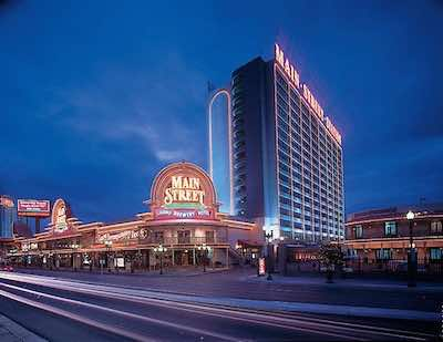 Main Street Station Hotel & Casino in Las Vegas