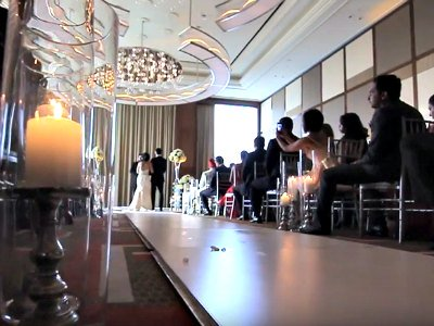 Weddings at Mandarin Oriental Hotel in Las Vegas