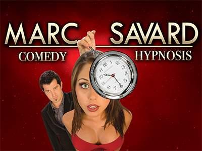 Marc Savard Comedy Hypnosis Las Vegas