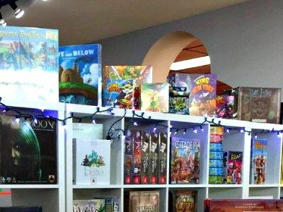 Meepleville Board Game Cafe