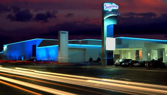 Men of Sapphire Show in Las Vegas