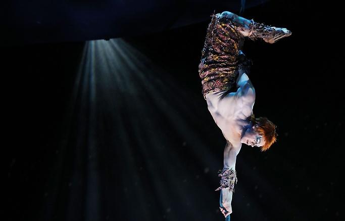 Michael Jackson One Cirque du Soleil Las Vegas
