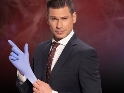 Mike Hammer L show Las Vegas