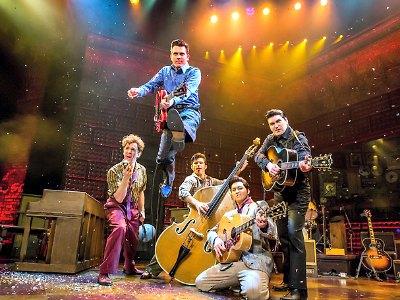 Million Dollar Quartet Las Vegas
