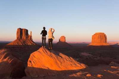 Monument Valley tours from Las Vegas