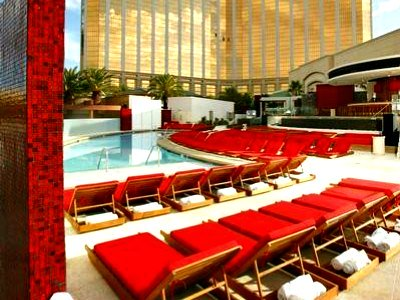 Las Vegas Moorea Beach Club At Mandalay Bay