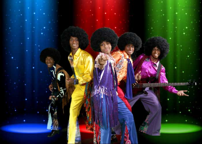 Motown Extreme Las Vegas tribute show