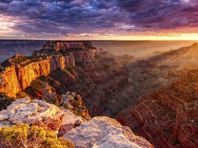 4-Day Tour - Las Vegas, Grand Canyon, San Francisco