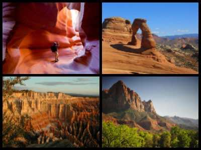 Multi-day tours from Las Vegas